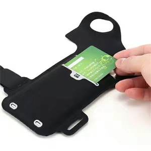 Smartphones Holder Bags Sport Armbands For Running With Finger Hole