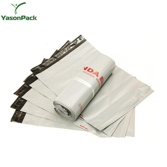 China Big Bio Degradable Poly Air Packing Pp Custom Logo Mailing Plastic Parcel Package Bag