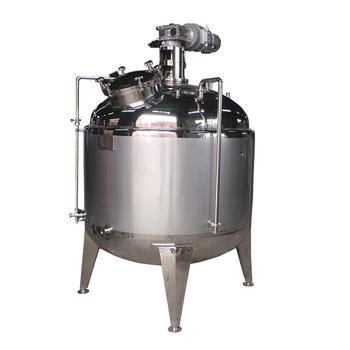 cake batter SS304/SS316 anti-corrosion high shear paint mixer homogenizer machine emulsifier mixer food mixing tanks
