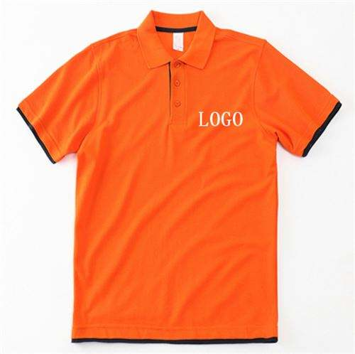 Branded Asia Size Digital Print Heavy Cotton Af Polo Shirt