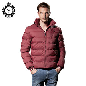 2018 custom branded ultra light outdoor biker winter clothing down coat men jacket for winters /man jacket