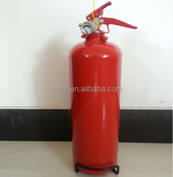 China manufacturer of CE 1KG dry powder fire extinguisher TUV certificate