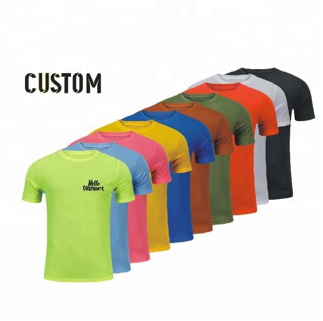 Cheap slim fit social gym t shirt printing
