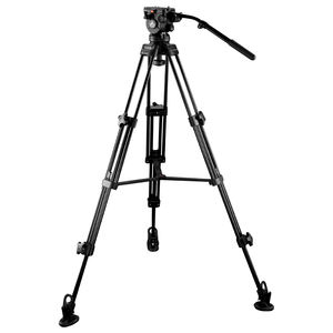 E-IMAGE EI7060AA Professional aluminum camera video tripod