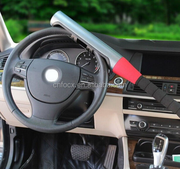 Universal Car steering wheel lock / car security lock / car wheel defense lock