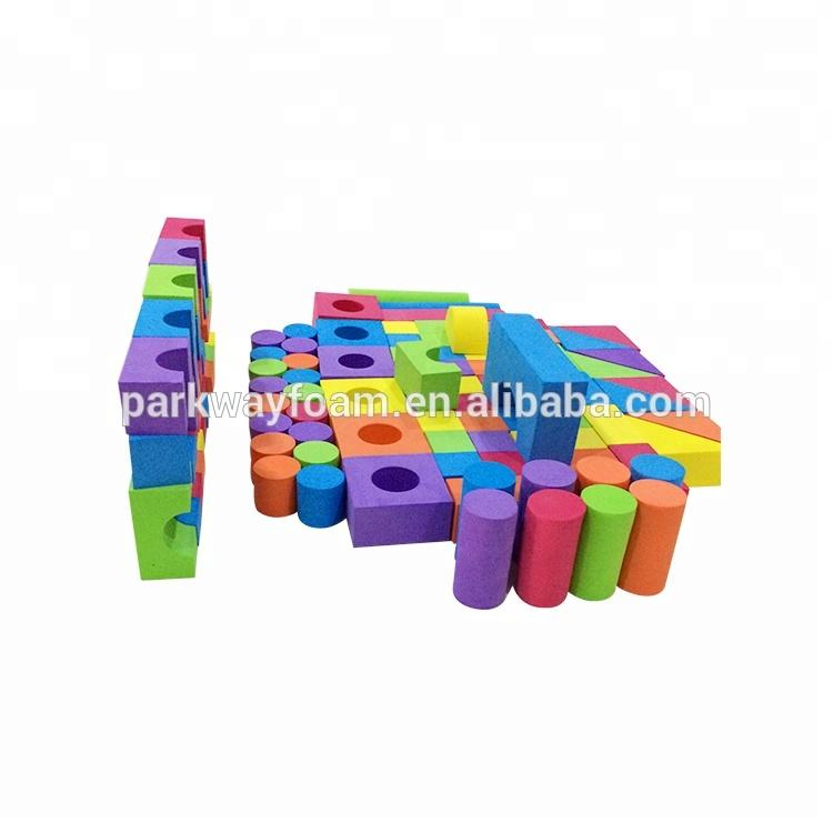 Eva 폼 building blocks