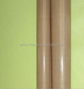 ptfeコーティングガラス繊維の生地qualitiedテフロンシート