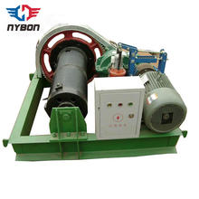 10ton cable puller winch