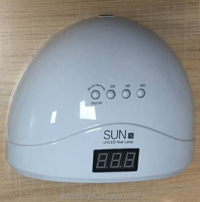 Factory whose New Arrive Hot Selling Sun 1 Sun one 48W Sun 1S led UV Nail Lamp