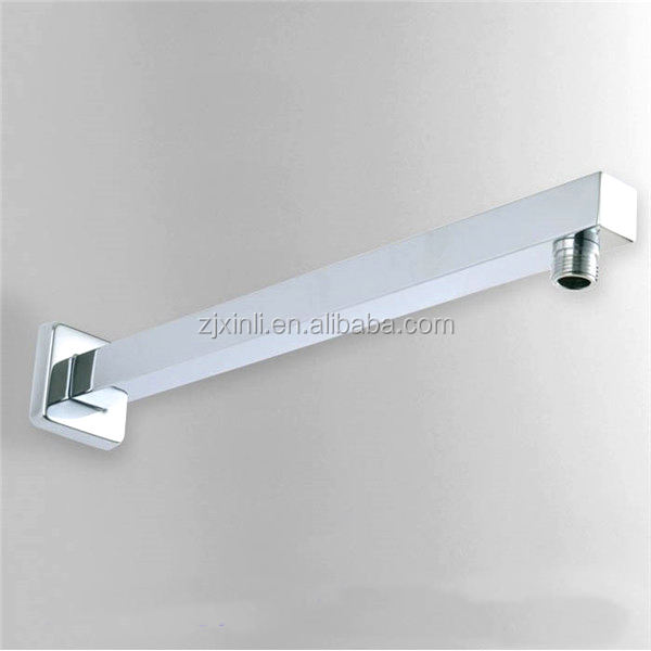 X15020 Chrome Plated Stainless Steel Material 40CM length of Square Shower Arm