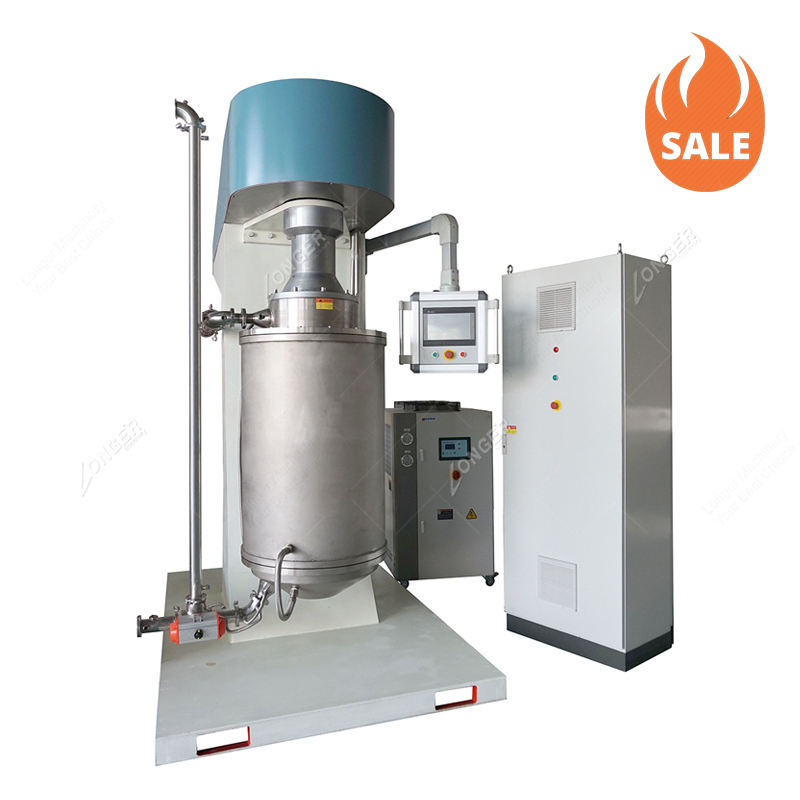 Multifunctional Stainless Steel Chocolate Ball Mill Refiner Chocolate Milling Machine