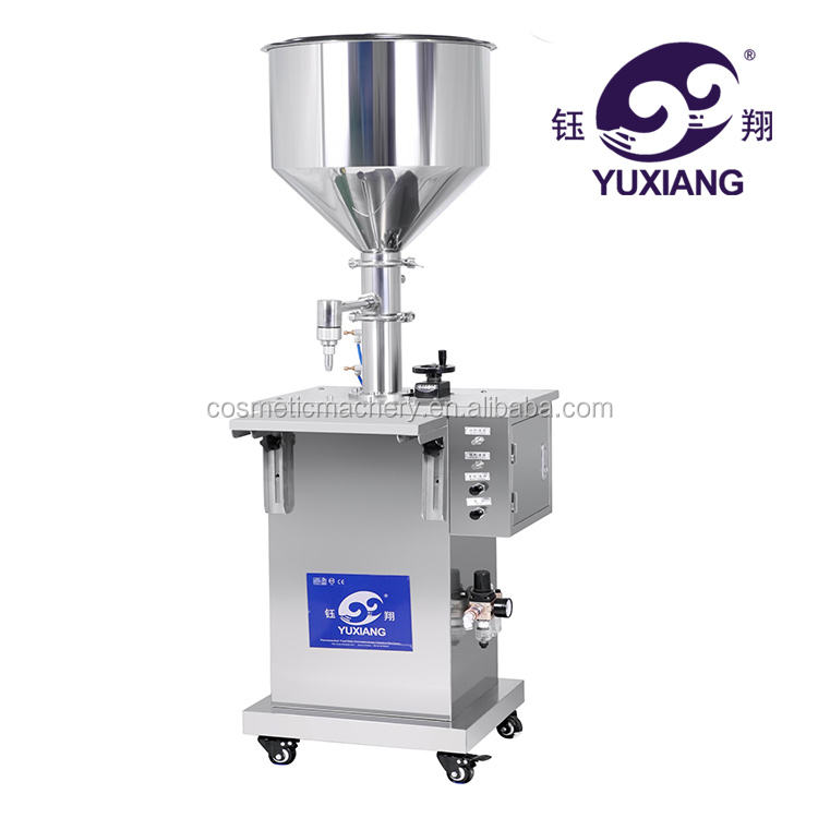 semi automatic honey bottle filling machine lipstick filling machine