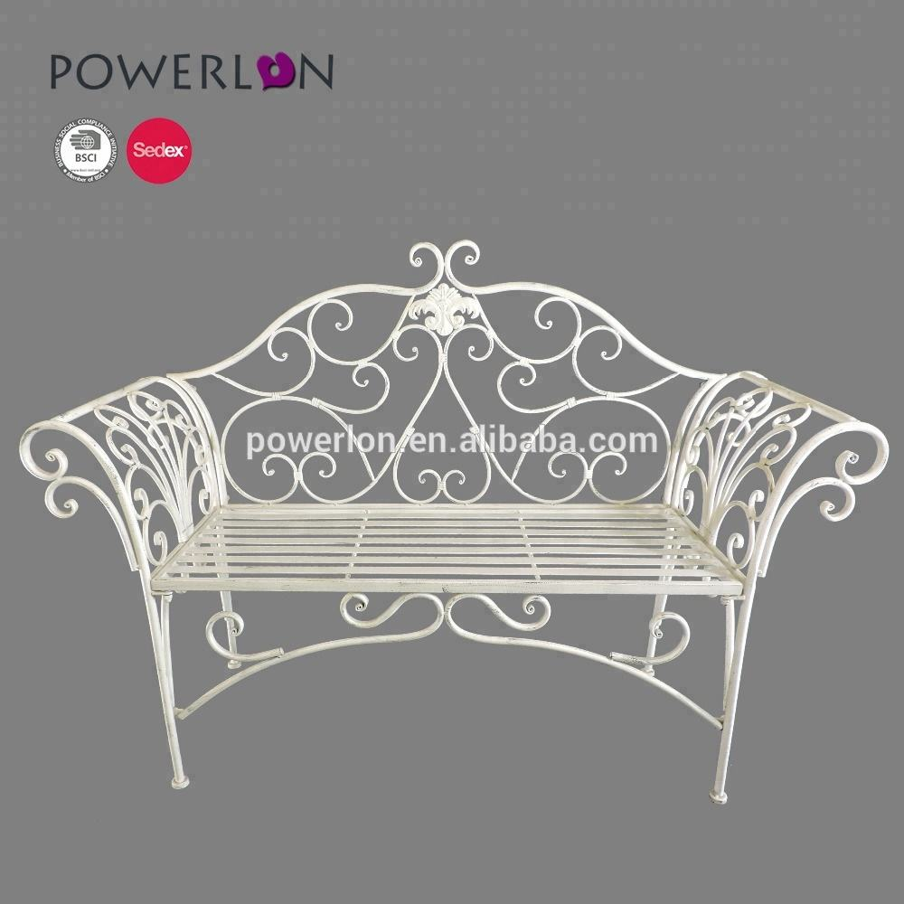 Classic Outdoor Patio Furniture Bench Seat