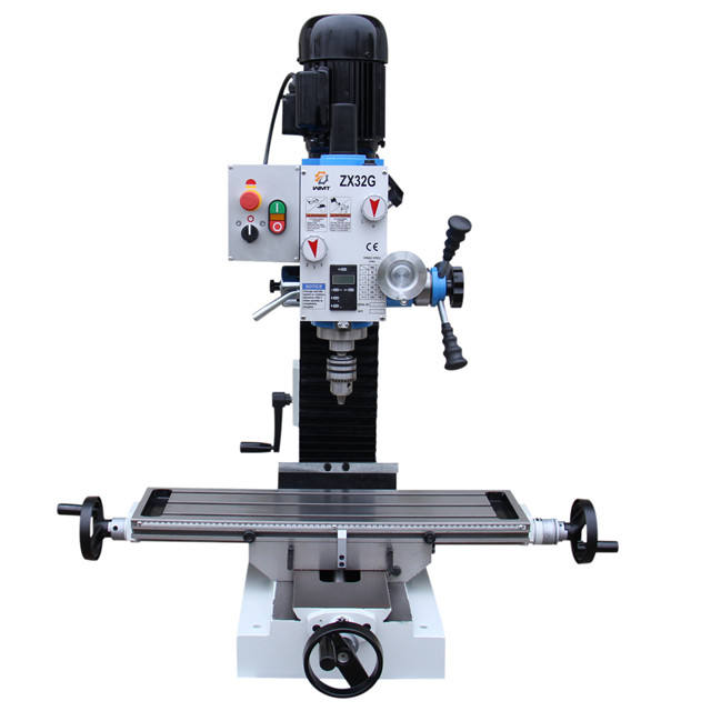 ZX32G Dia.32mm manual milling machine for Metal Working