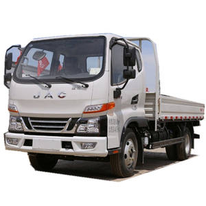 Jac Cng Cargo Truck With Great Price