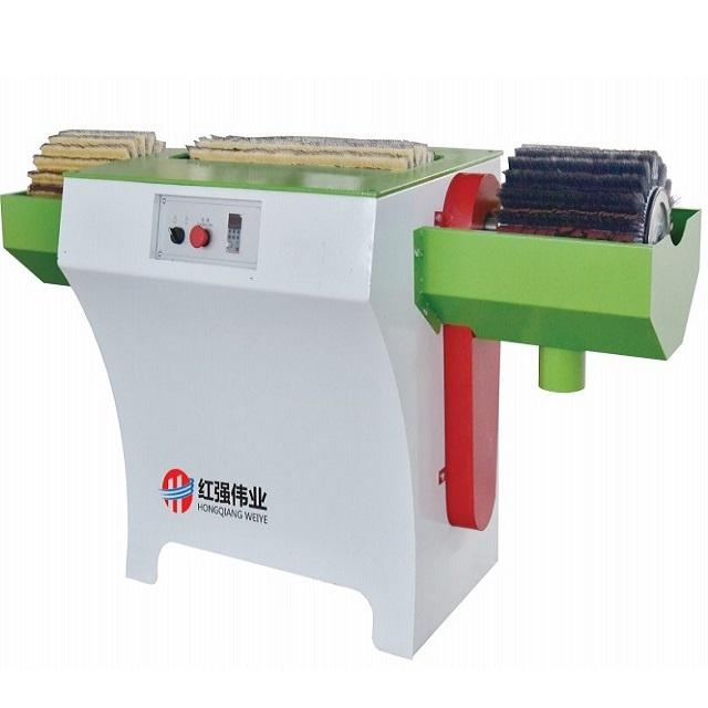 wood edge sander brush sanding machine wood drum sander