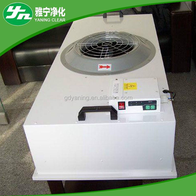 HVAC ventilation system cleanroom ffu air cleaning equipment hepa fan filter unit, FFU