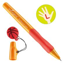 2020 new fashion design school supply student kids left hand and right hand writing ball pen ballpoint pen