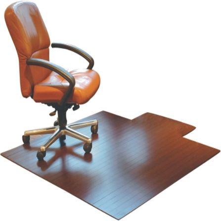 Floor Carpet Bamboo Chair Mats