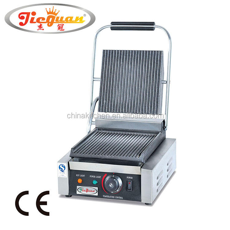 Single Plate Panini Press EG-811E