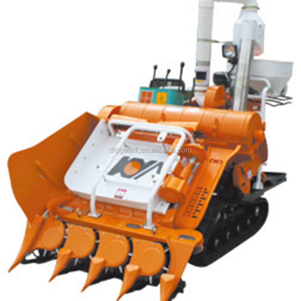 Hot Sale Agriculture Machinery Green Bean Harvester From China