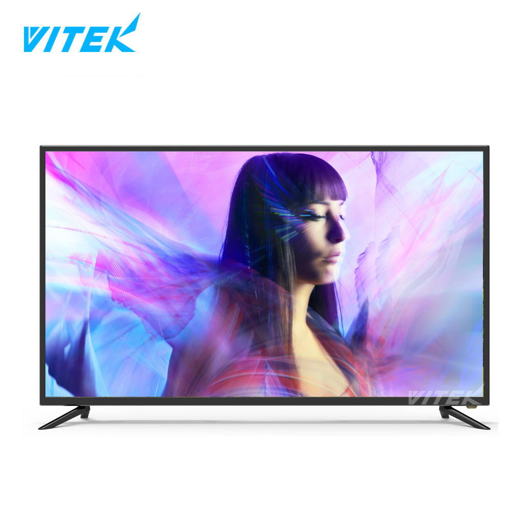 "Hot HD FHD 32""40 49 50 LED TV Antenna , China Shenzhen Television 32 inch Smart tv , Video Vision Television Size"