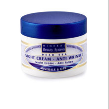 dead sea Anti-Wrinkle 50m jar with Q10 Day Cream Night Cream