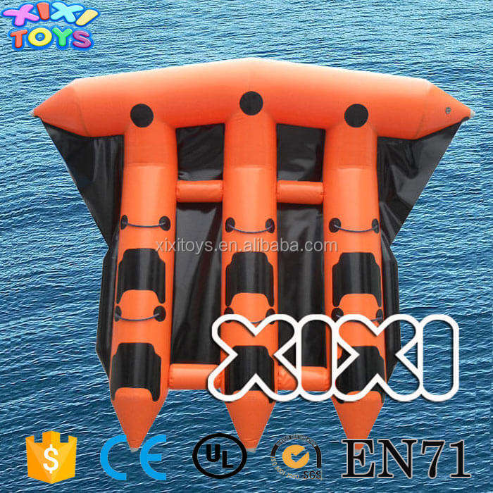Towable inflatable flyfish / Aqua inflatable sport games