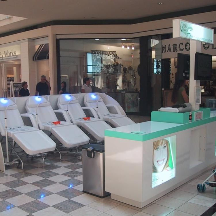 Modern high end egg chairs mall teeth whitening kiosk,teeth whitening kiosk for sale