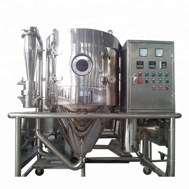 CE ISO approved efficient spray drier for whey powder