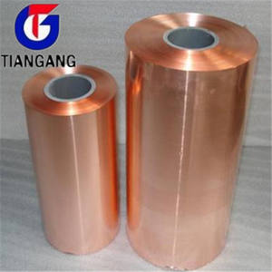 Plastic coil coppers price made in China