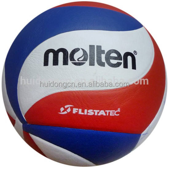 Official Size and Weight Soft Touch Micro Fiber soft PU Molten voleibol Volleyball Size 5 V5M5000 For Match