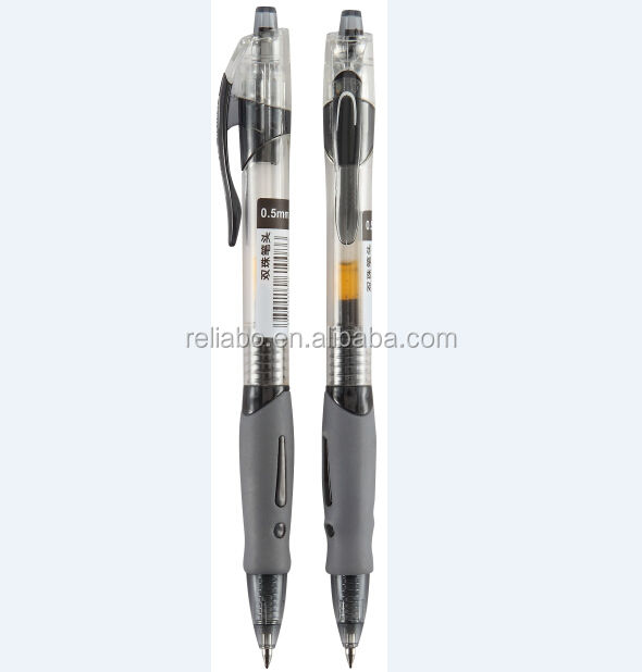 New Crystal ballpoint pen Beautiful Cheap Plastic Ball Pen