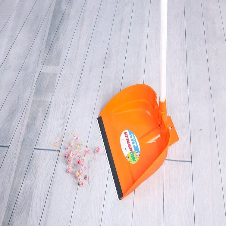 Low price foldable sweeper broom dutpan combo