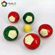 Hot Sale Good Quality Boccia Ball Set Outdoor Game Boccia Ball Bocce Ball Game With Custom Design