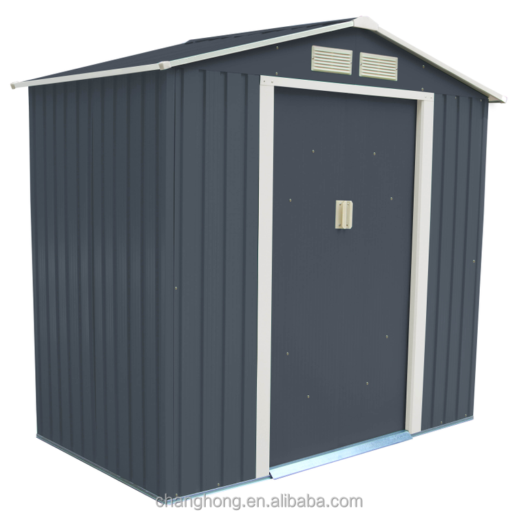 Classical Garden Storage Metal Shed