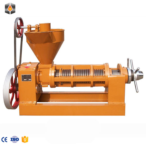 Screw oil press 6YL-160 oil press machine, 400-600kg/h soybean/ peanut/sunflower/cotton seed/rapeseed/almond/Jojoba oil expeller