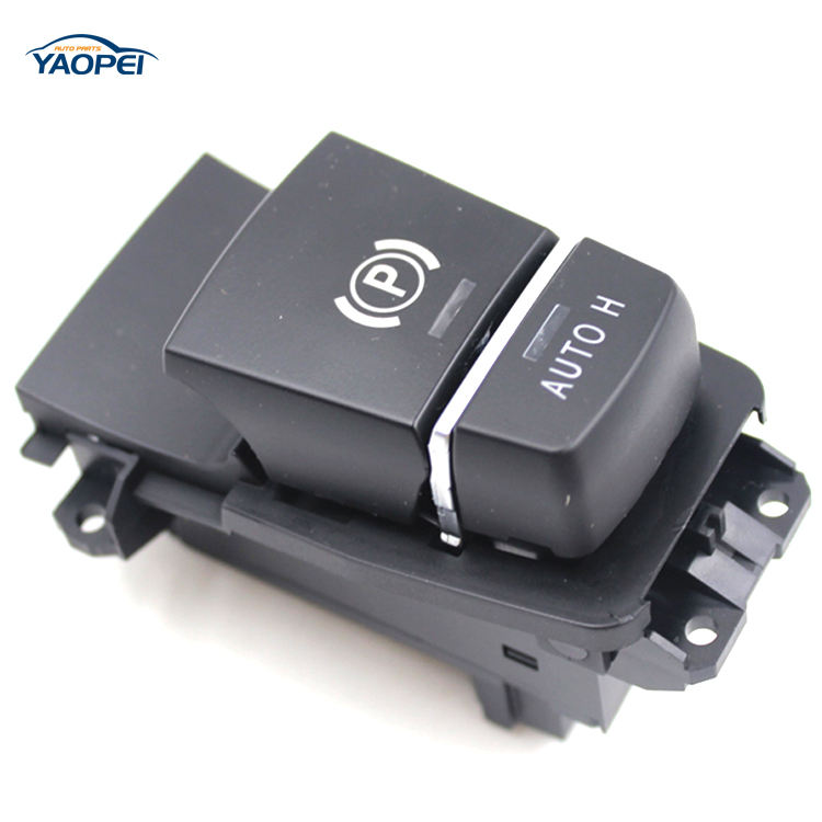 High Quality For BMW 5 7 Series F07 F10 F18 Switch Parking Brake Auto 61319159997