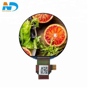 1.4 circular display /320x290 TFT round LCD screen H140QVN01