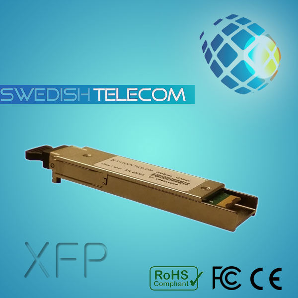 XFP Receiver 10Gb/s, 10km, 1310nm