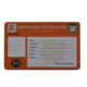 Four Color Printing PVC Contactless IC/ID Smart Card, 13.5MHZ NFC Card/PVC Blank Card From Shenzhen