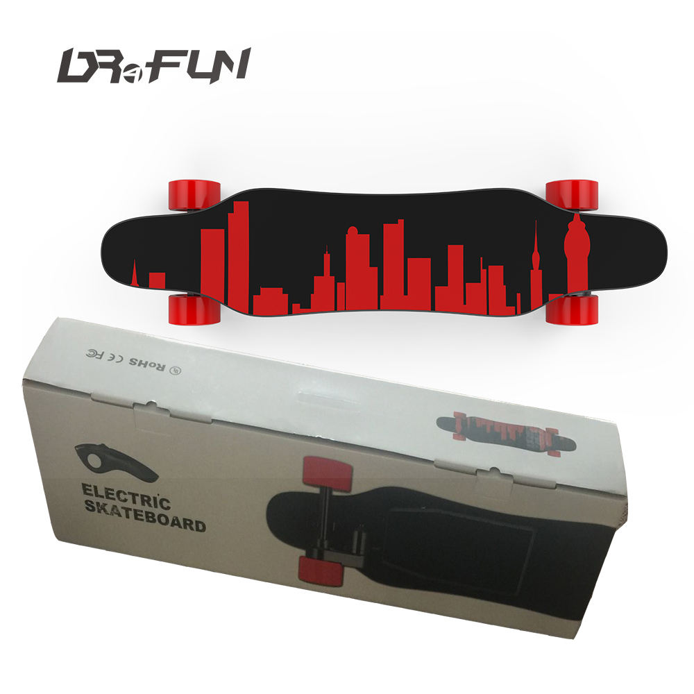 high quality best and cheapest electric skateboard elektro auto