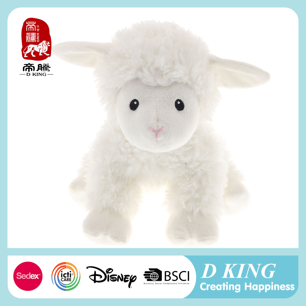 2016 New designed soft washable plush lamb stuffed animals toy to buy for kids