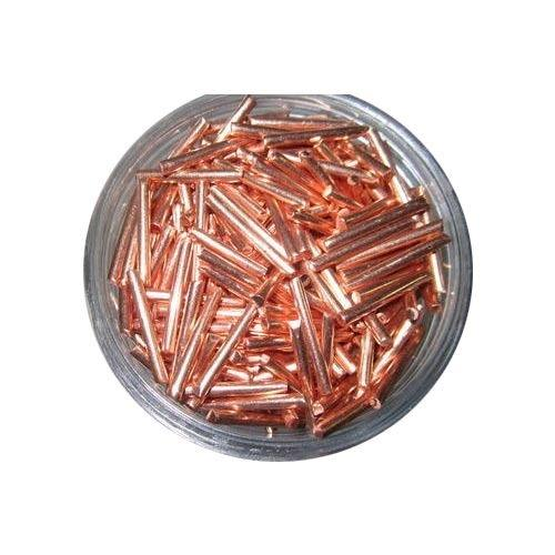 High Purity Copper 99.999 5N Copper pellets