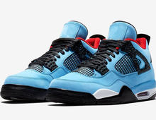 High Quality Exclusive Travis Scott x AJ4 High OG Cuctus Jack Men Fashion Sneakers Tenis Man Air basketball Shoes