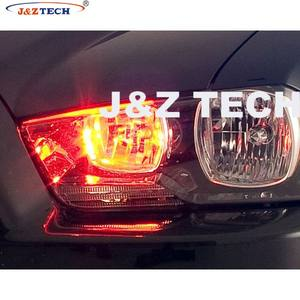 New police warning car used hide away 8 leds super bright hide away light