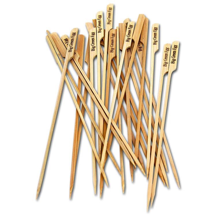 Partie enfants bonet outil brochette de bambou 40 cm pour griller