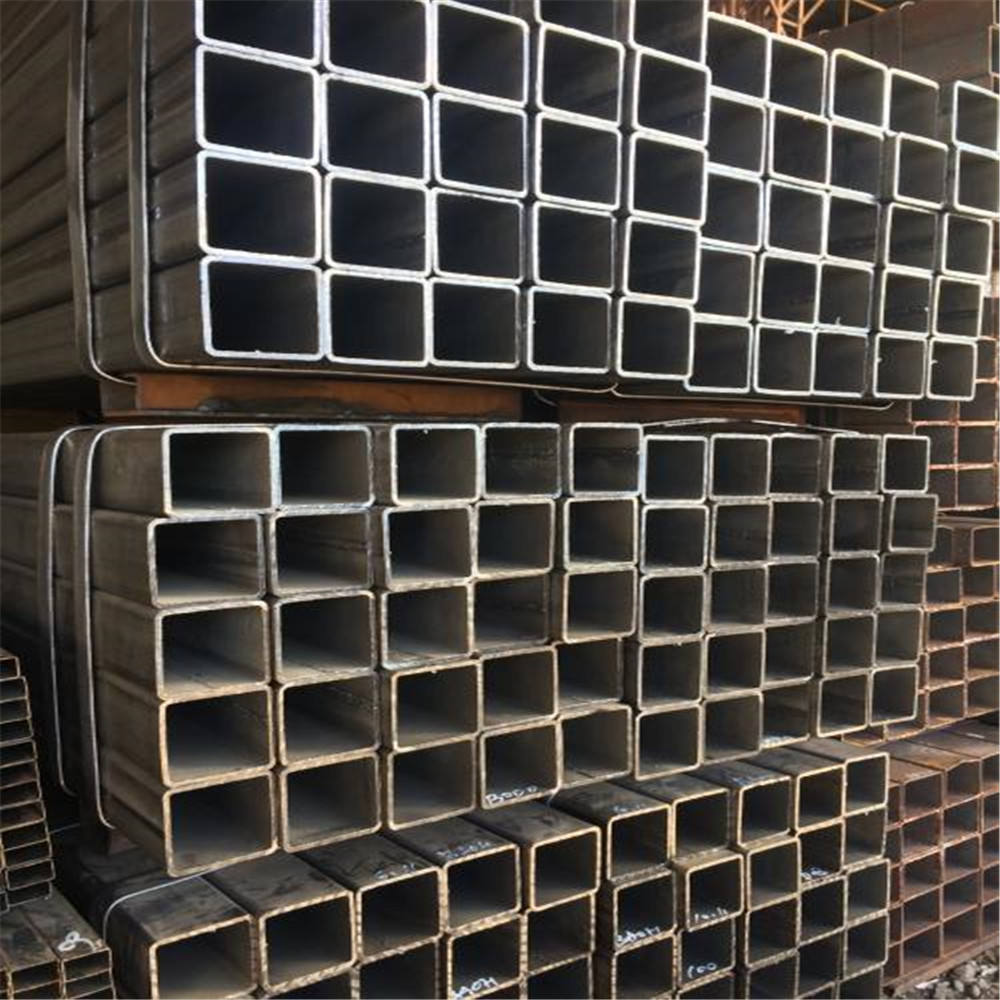 Galvanized Steel Hollow Section 100 x 100 Galvanised Square Pipe