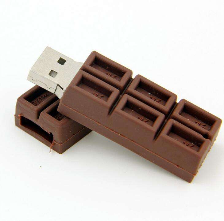 Goedkope kitkat usb flash drive 16 gb 8 gb 4 gb