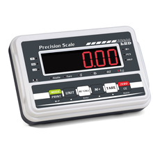 Large RED LED Display Digital Electronic Weighing Scale Indicator